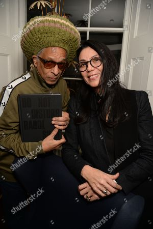 Don Letts and guest