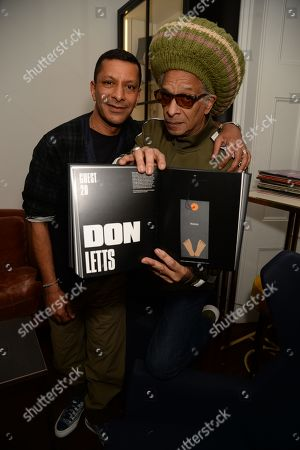 Editorial photo of 'Do Not Disturb' Raoul Shah book launch at the Laslett Hotel, Notting Hill Gate, London, UK - 26 Mar 2019