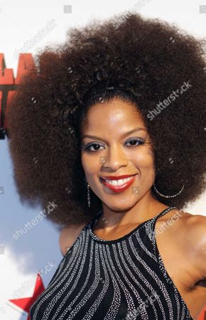 Editorial picture of 'Black Dynamite' film premiere, Los Angeles, America - 13 Oct 2009
