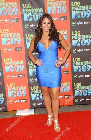 Editorial picture of Los Premios MTV Latin Awards 2009, Gibson Amphitheatre, Universal City, Los Angeles, America - 15 Oct 2009