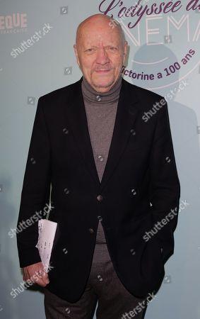 Stock Picture of Jean-Paul Rappeneau