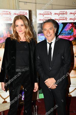 Richard Berry, Pascale Louange