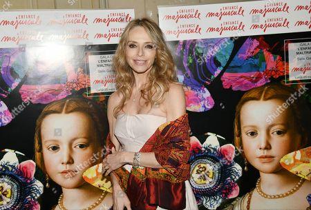 Editorial image of Gala d'Enfance Majuscule, Paris, France - 25 Mar 2019