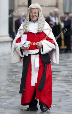 Igor Judge, The Lord Justice of England and Wales