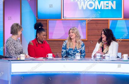 Editorial image of 'Loose Women' TV show, London, UK - 27 Mar 2019