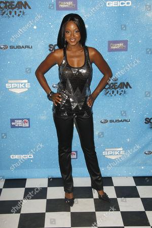 Stock Photo of Tanedra Howard