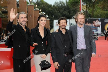 Alberto Rodriguez, Guillermo Toledo, Blanca Romero, Tristan Ullo