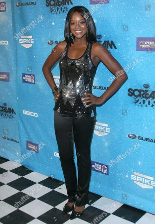 Editorial photo of Spike TV 'Scream' Awards, Greek Theatre, Los Angeles, America - 17 Oct 2009