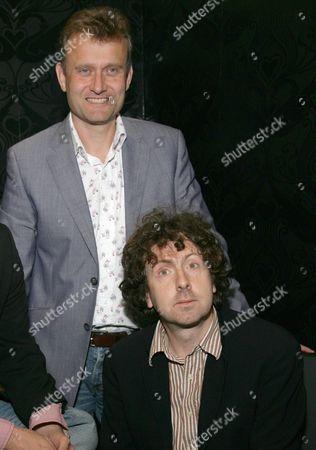 Hugh Dennis and Steve Punt
