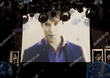 Tribute video of Stephen Gately at G-A-Y club