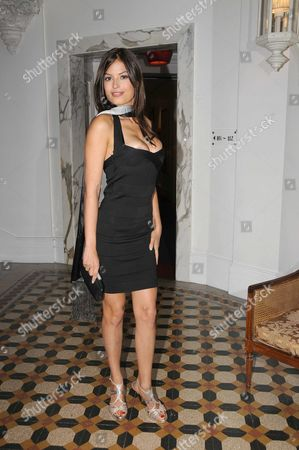 Editorial photo of 'The Imaginarium of Doctor Parnassus' film premiere after party, Rome International Film Festival, Rome, Italy - 18 Oct 2008