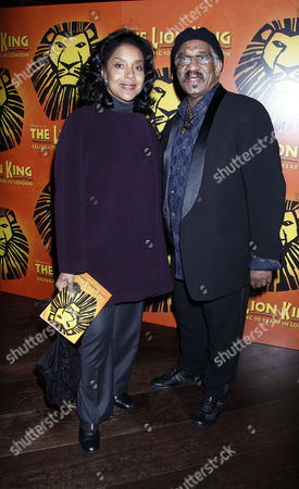 Editorial photo of 10th anniversary of the 'Lion King' musical at the Lyceum, London, Britain - 18 Oct 2009