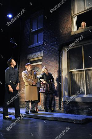 Editorial picture of 'The Rise and Fall of Little Voice' play, Vaudeville Theatre, London, Britain - 19 Oct 2009