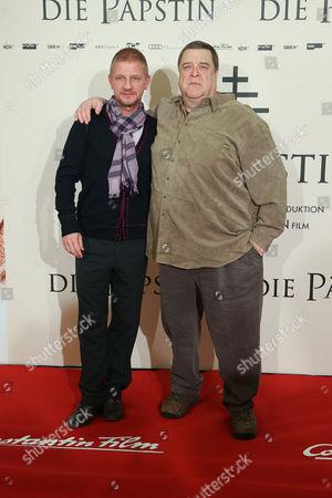 John Goodman and Soenke Wortmann