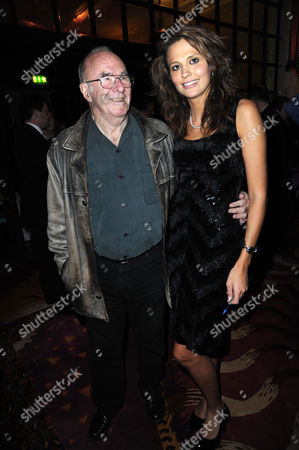 Clive James and Olivia Cole