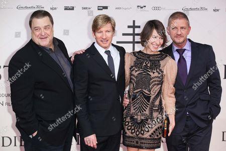 John Goodman, David Wenham, Johanna Wokalek and Soenke Wortmann