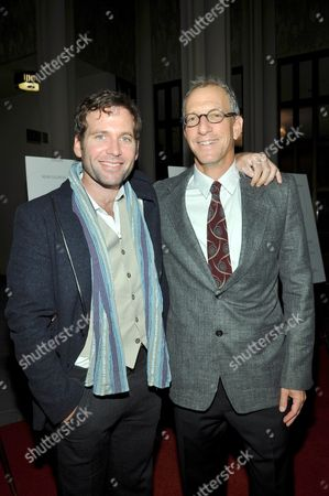 Eion Bailey and Jonathan Parker