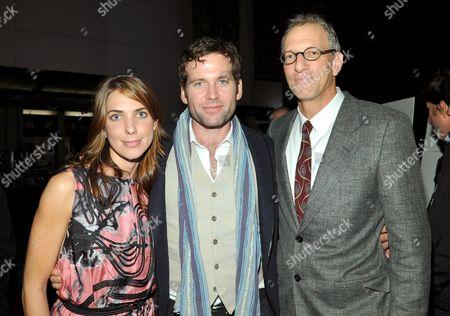 Writer Cahterine DiNapoli, Eion Bailey, Writer Jonathan Parker