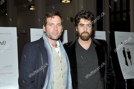 Eion Bailey and Adam Goldberg