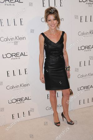 ELLE Editor-In-Chief Roberta Myers