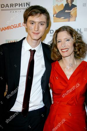 Laura Day and son Samson