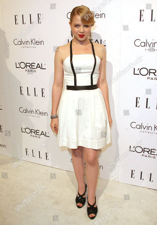 Editorial picture of Elle Magazine 16th Annual Women in Hollywood Tribute, Four Seasons Hotel, Los Angeles, America - 19 Oct 2009