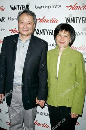 Ang Lee, Jane Lin
