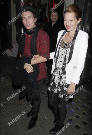 Mark Owen and wife Emma Ferguson