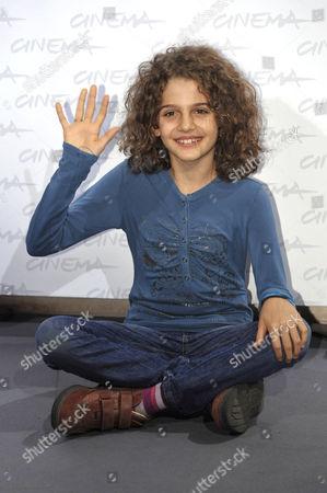 Stock Photo of Greta Zuccheri Montanari