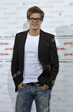 Editorial photo of 'Broderskab' film photocall at the Rome International Film Festival, Rome, Italy - 21 Oct 2009