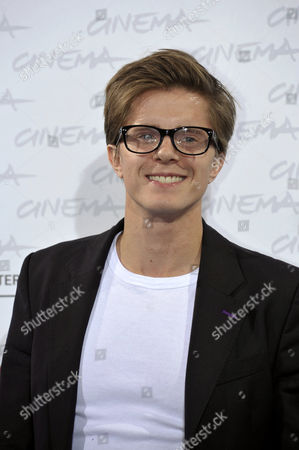 Editorial picture of 'Broderskab' film photocall at the Rome International Film Festival, Rome, Italy - 21 Oct 2009