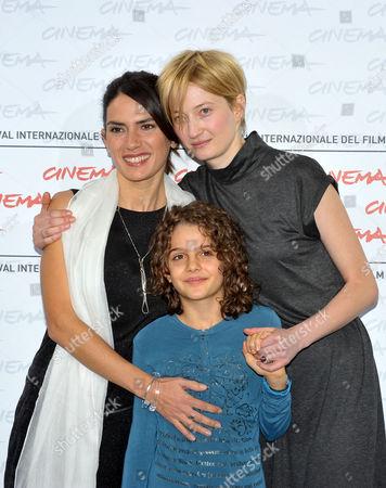 Editorial photo of 'L'Uomo che Verra' film photocall at the Rome International Film Festival, Rome, Italy - 21 Oct 2009
