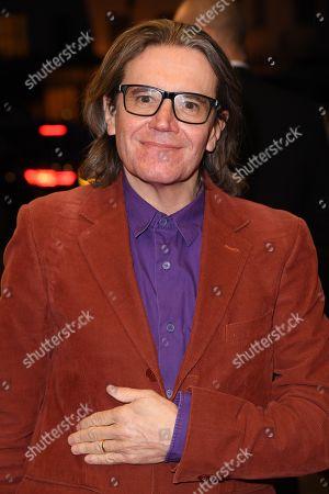 Editorial photo of 'An Accidental Studio' film premiere, London, UK - 27 Mar 2019