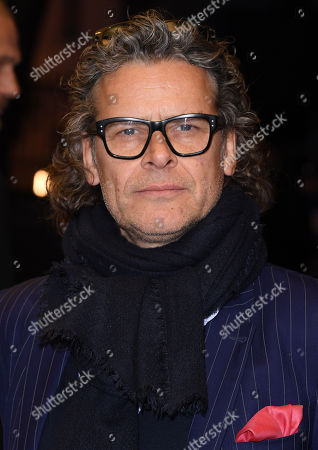 Editorial image of 'An Accidental Studio' film premiere, London, UK - 27 Mar 2019