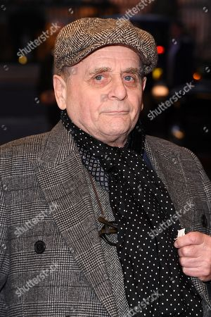 Stock Image of Sylvester McCoy