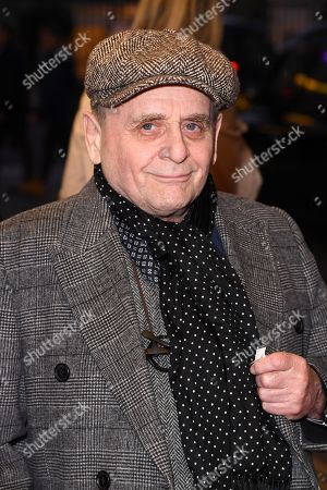 Stock Picture of Sylvester McCoy