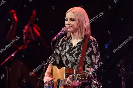 Editorial picture of Amy MacDonald in concert at Le Trianon, Paris, France - 26 Mar 2019