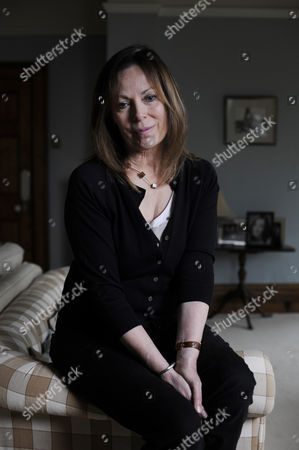 Rose Tremain in her Norwich home
