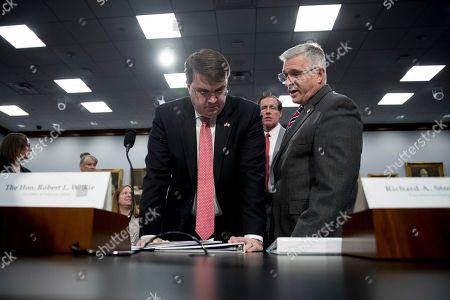 Editorial image of Congress Veterans, Washington, USA - 27 Mar 2019