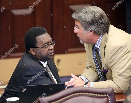 Editorial image of Florida Senate, Tallahassee, USA - 27 Mar 2019