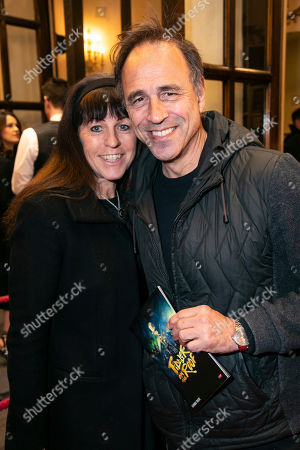 Jill Green and Anthony Horowitz