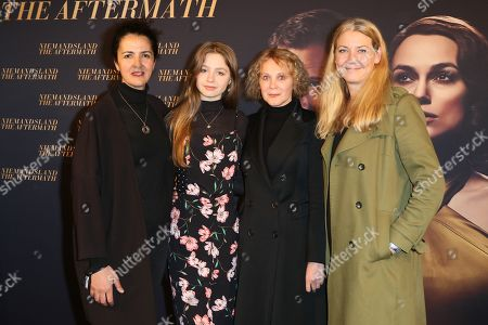 The Aftermath film premiere Hamburg Stock Photos (Exclusive