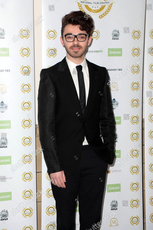 Editorial image of The National Film Awards, Porchester Hall, London, UK - 27 Mar 2019