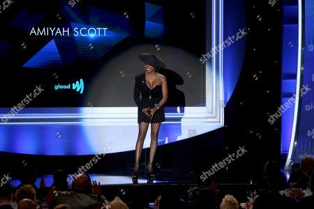 Stock Photo of Amiyah Scott