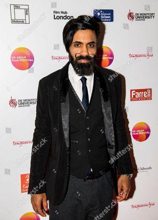 Editorial photo of UK Asian Film Festival Opening Gala, London - 27 Mar 2019