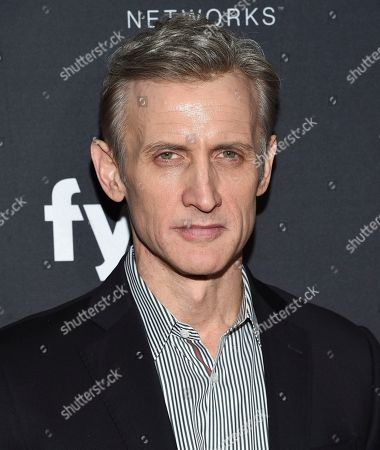 Dan Abrams attends A+E Networks' 2019 Upfront at Jazz at Lincoln Center, in New York