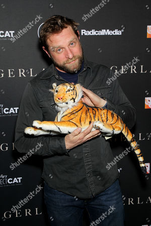 "Editorial image of New York Special Screening of Discovery's ""TIGERLAND"" Documentary, New York, USA - 27 Mar 2019"