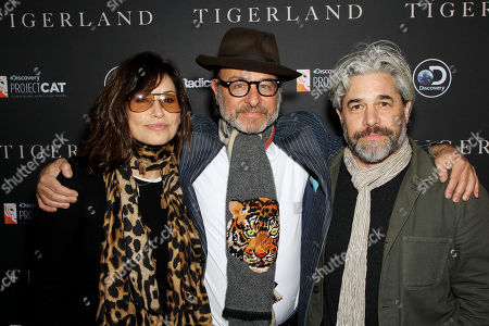 """Editorial image of New York Special Screening of Discovery's """"TIGERLAND"""" Documentary, New York, USA - 27 Mar 2019"""