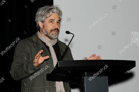 Stock Photo of Ross Kauffman (Director)