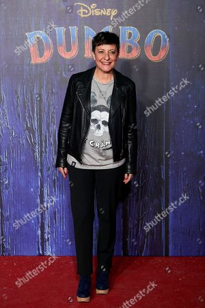 Editorial picture of 'Dumbo' film premiere, Madrid, Spain - 27 Mar 2019